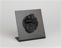 collegiate school relief by louise nevelson