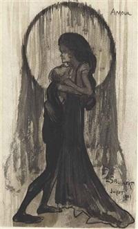 amour by léon spilliaert