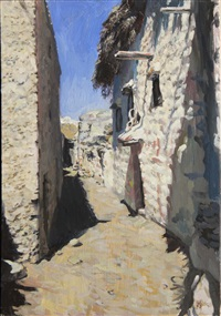 street at khorzan by hector mcdonnell