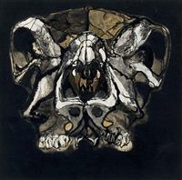 skull by ron adams