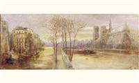 les inondations de paris en 1910 by ernest rouart