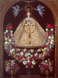nuestra señora de la natividad de méntrida by antonio (fernández) arias