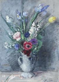 vaso di fiori by vincenzo colucci