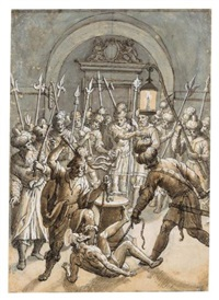 the scourging of christ by german school-munich (17)