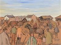 fair day market by gladys maccabe