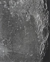 photographie lunaire by pierre puiseux