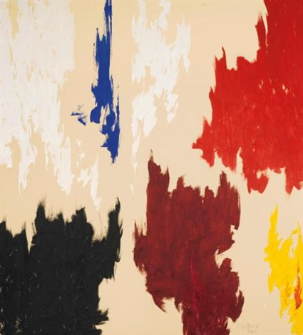 ph 21 by clyfford still