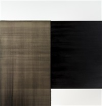 exposed painting scheveningen black by callum innes