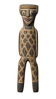 mokoy figure by lipundja gupapuyngu
