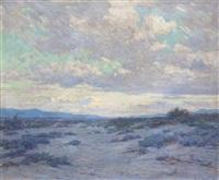 desert landscape by john frost