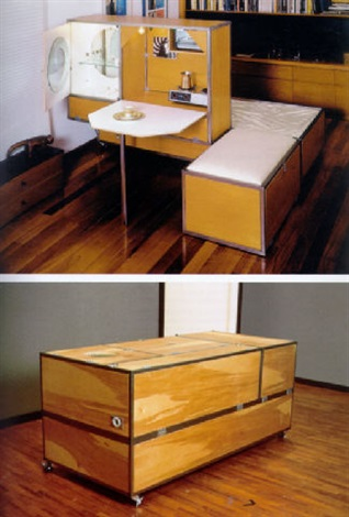 a to z 1994 living unit customized for leonora and jimmy belilty by andrea zittel