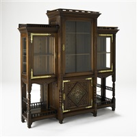 large vitrine cabinet by daniel pabst