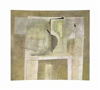 aug (gadero) by ben nicholson