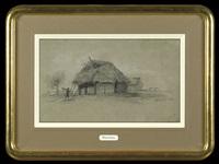 hut in olsztyn near czestochowa by wojciech gerson