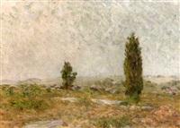 summer landscape by charles henry hayden