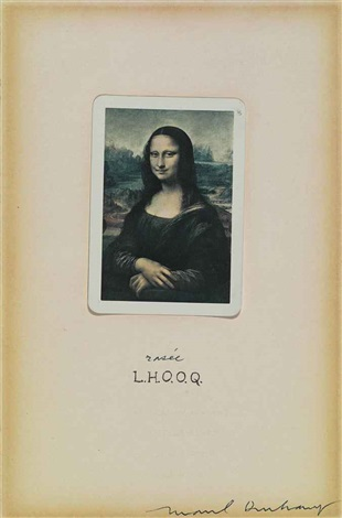 lhooq shaved by marcel duchamp