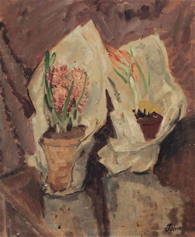 seasonal bulbs by augustus edwin john