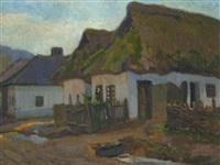 alte bauernhäuser by karl angerer