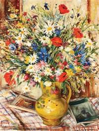 wild flowers by dudu alexandrescu milcoveanu