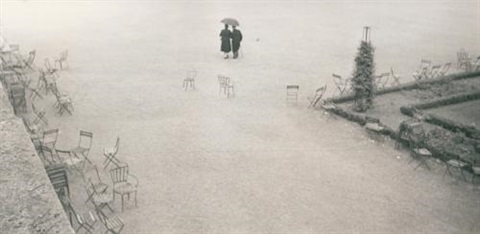 paris and the chairs etc by robert frank