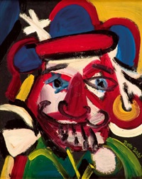 clown by bela bato