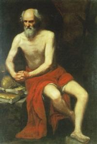 saint jérôme by pablo legote