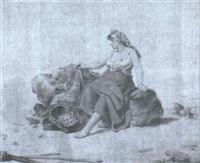 pescadora by luis taberner y montalvo