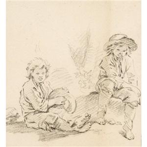 artwork by françois boucher
