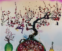 japanese apricot 3 - twighlight by chiho aoshima