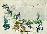 bei ascona by otto niemeyer-holstein