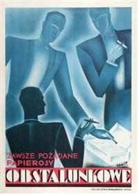 papierosy obstalunkowe by tadeusz gronowski
