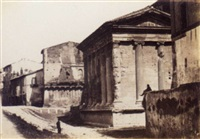 temple de la fortune virile by gioacchino altobelli