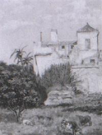 cortijo andaluz by josé lafita y blanco