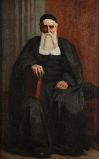 rabbin assis by edouard moyse