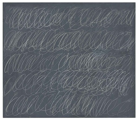 unititled by cy twombly