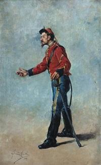 soldado by josé giménez martín