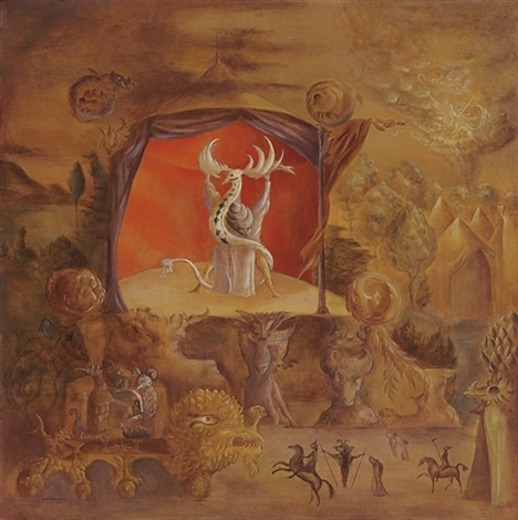 juggler el juglar by leonora carrington