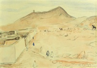 laghouat by albert marquet