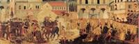 the continence of scipio by apollonio di giovanni di tommaso