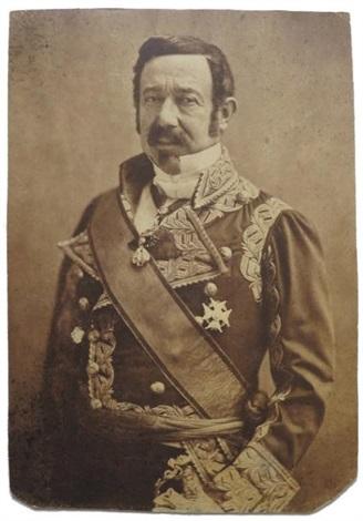 maréchal narvaëz ambassadeur despagne by nadar