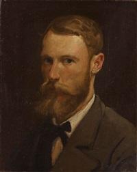 autoportrait de l'artiste à quarante ans by francois-louis-david bocion