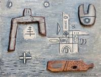 composición con formas by h. goitino