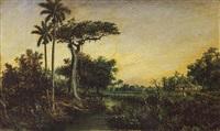 paisaje cubano by manuel arias