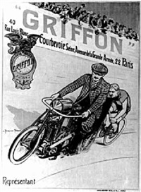 griffon by posters: sports - cycling