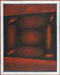 abstrakcja by jerzy nowosielski