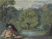 the good samaritan by johann (hans) konig