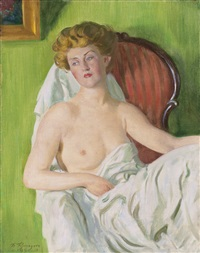 Model, 1919