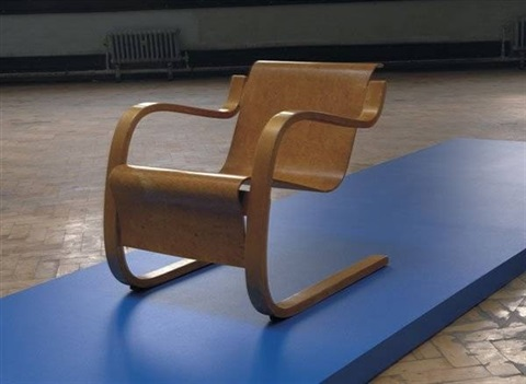 Merveilleux Cantilevered Chair, Model No. 31 By Alvar Aalto