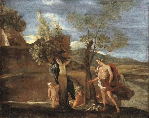 Image result for laurel tree mythology