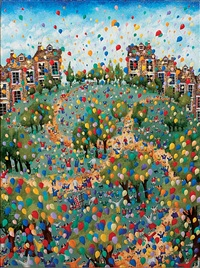 balloons by harry bilson